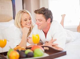 soggiorno romantico per due